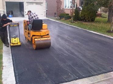 missisauga asphalt